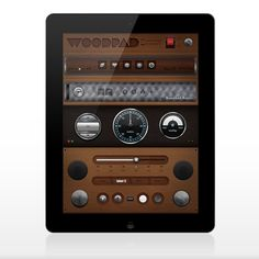 Full customizable graphic user interfaces from RepixDesign