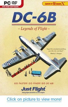 DC-6B Legends of Flight - PC