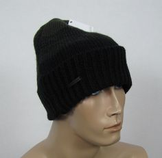 Calvin Klein hat men's Marled Colorblock cuff winter hat beanie one size NEW #CalvinKlein #Beanie 19.99