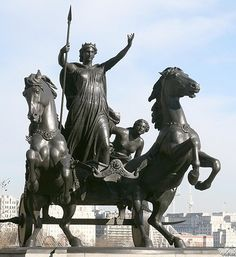 Boudicca is one of the few people in history to have a statue of themselves prominently displayed in a city they're famous for burning to the ground. The story of how the fiery slaughter and wanton ruination of the city of London became so fondly remembered begins in the year 61 AD...
