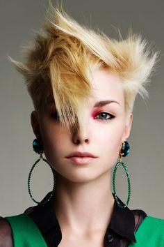 Moda Cabellos: Nuevos Cortes y Peinados Pixie