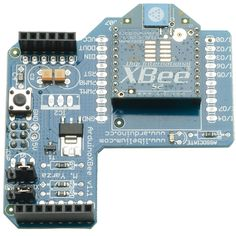 Arduino Xbee Shield With RF Module