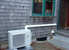 Installing a Ductless Minisplit System - leaky old house becomes a Net-Zero house