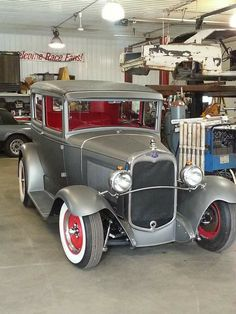 30/31 Model A Ford