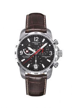 C001.639.16.057.00 - Certina DS Podium GMT heren horloge