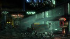 ArtStation - BioShock (Irrational Games), Digital Frontiers Bioshock Series, Bioshock Rapture, Beyond The Sea, Storytelling, Irrational Games, Digital, City, Tabletop, Videogames