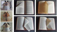 folded book art instructions - Google keresés