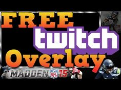 Twitch Stream Set Up and Tutorials - Free Twitch Overlays and Gaming Graphics for YouTube and Twitch Videos