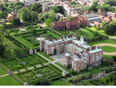 Hatfield House... This is where I'm getting married..