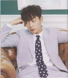 Ten Asia Star Magazine' July issue with Highlight Lee Gikwang, Yoon Doo Joon, Star Magazine, Beast, Highlights, Dj, Handsome, Husband, Kpop