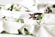 IKEA Baby textiles, Vandring Igelkott, Crib duvet cover/pillowcase