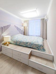 Une pièce est considérée comme chambre si la superficie de celle-ci est de 9 m² au minimum. L'aménagement de cette petite chambre va dépendre de sa forme. Est-elle…