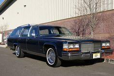 Ebay Find: A 427-Powered 1986 Cadillac Fleetwood Station Wagon. Good Luck Finding Another One!