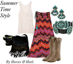 """""""Be Noticed"""" by horsesandheels ❤ liked on Polyvore"""