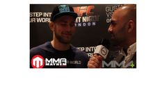 Alexander Gustafsson UFC Fight Night London Pre-Fight Interview