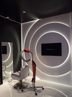 Exhibition stand design Salon International_Takara Belmont