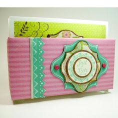 HOUSEHOLD ELF Badge - Coupon organizer ... but do it with Girl Scout Cookie Box.