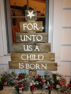 Beautiful sign from Ben's Country Woodshop