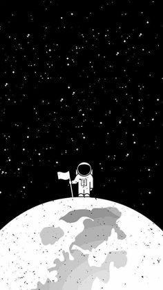 Read ♡Astronautas♡ from the story Fondos GOALS by xzamirax (Welcome To Disaster; Planets Wallpaper, Wallpaper Space, Trendy Wallpaper, Dark Wallpaper, Cute Wallpaper Backgrounds, Tumblr Wallpaper, Galaxy Wallpaper, Aesthetic Iphone Wallpaper, Lock Screen Wallpaper