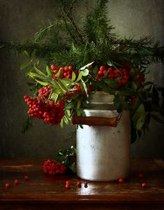 photo: Рябина красная | photographer: Татьяна Карачкова | WWW.PHOTODOM.COM