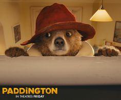 Poster from the Paddington film Paddington Film, Paddington Bear, Movies To Watch Online, New Movies, Good Movies, British Comedy Films, Spectacled Bear, Fresh Movie, The Big Lebowski