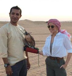 Kylie Minogue: Ihr Reisetagebuch aus Dubai