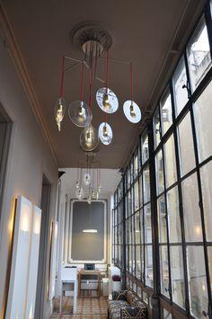 Casadecor #Barcelona  #lighting #ESPdesign #eltorrent #lamps #showroom #light #contract #private #exposition #hanging