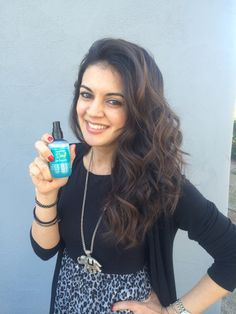Have you found your Summer Style yet? We just tried Surf Infusion, Bumble&bumble's latest product. It is a combination of Surf Spray and an oil base. The results are textured but soft to the touch and with a sheen. This is completely different form other 'beachy hair' products that we have tried. After curling Lorraine's …