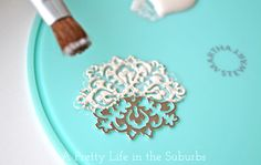 DIY Martha Stewart Jewelry