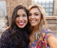 Sarah Roberts and Sam Frost Home And Away Cast, It Cast, Frost, Summer, Jasmine, Women, Summer Time, Women's, Woman