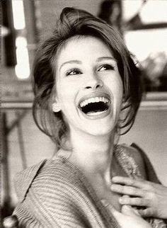Julia Roberts - one of my favourite actresses. Her performances look effortless and they evoke emotion in me. She was fantastic in the movie Stepmom.