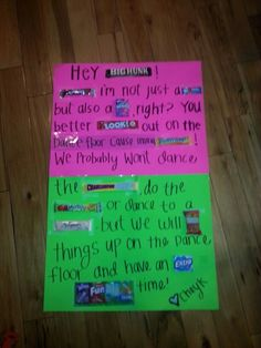 7 best prom answers images on pinterest dance proposal high