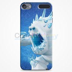 Marshmallow Frozen Disney Wallpaper iPod Touch 6 Case   casefantasy