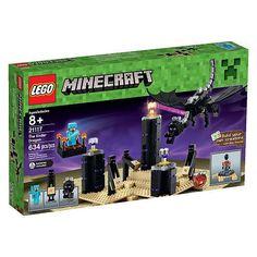 LEGO Minecraft The Ender Dragon $59.99!