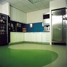 Inspiration for decoration: rubber or vinyl floor
