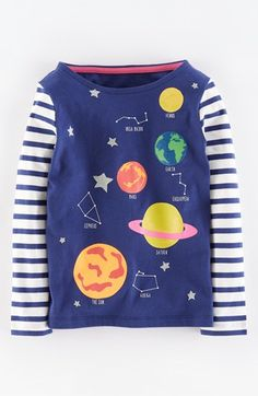 Mini+Boden+'Sparkly+Space'+Tee+(Toddler+Girls,+Little+Girls+&+Big+Girls)+available+at+#Nordstrom