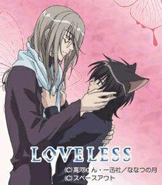 Loveless~ Ritsuka & Soubi