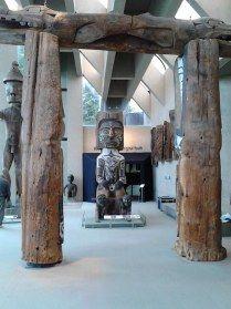 Totems du MOA, musée anthropologique de vancouver #vancouver #citytrip #voyage #canada #Musee #culture #amérindien