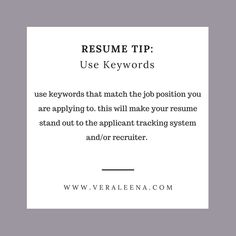Keywords In Resume Quit Letting A Bad Day At Work Ruin You  Career Advice  Pinterest .