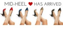 If you dislike wearing super-high heels or just want to give your tootsies a break, our new look Scarlettos with their elegant, sophisticated mid-heel and pointed toe are proof that heels can be both sensible and sexy. Elegant Sophisticated, Super High Heels, Light In The Dark, New Look, Toe, Sexy, Very High Heels, Finger
