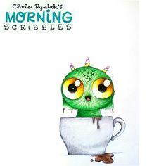 #morningscribbles