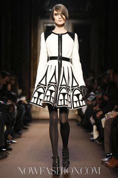 Andrew GN Ready To Wear Fall Winter 2013 Paris