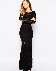Supertrash Drease Maxi Dress With Cut Out Detail No idea when or where I would wear this... but who cares?