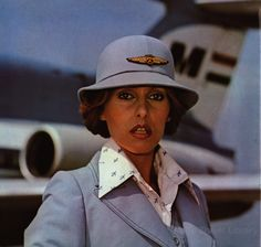 Malev Hungarian Airlines; 1978_11, Stewardess, uniform, airlines brochures Malm, What A Wonderful World, Illustrations And Posters, World Traveler, Titanic, Wonders Of The World, Baseball Hats, Marvel, Hungary