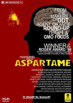 Aspartame by Monsanto