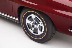 17 1966 Corvette Sting Ray Coupe C2 Big Block 427 425