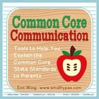 Looking for a way to explain the Common Core State Standards to parents?   This resource includes a parent letter and a one-page handout to help yo...