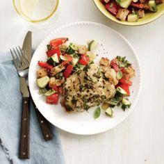 Dijon-Herb Chicken Thighs | CookingLight.com