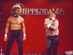 Patrick Swayze and chris farley saturday night live Chris Farley Quotes, Best Snl Skits, Dancing Animated Gif, Laugh Till You Cry, Patrick Swayze, Tommy Boy, Saturday Night Live, Just Dance, Best Tv