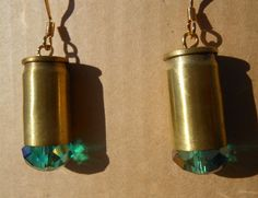 Winchester 380 Earrings, $25.00
